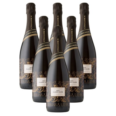 Case of 6 Hoffmann And Rathbone Classic Cuvee (6x75cl)